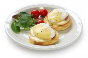 eggs benedickt