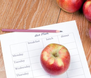 write down diet