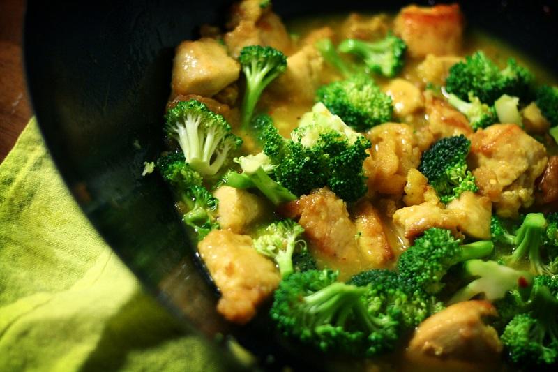 broccoli cooked