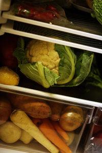 fridge food