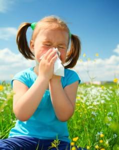 kid allergie
