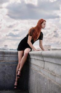russian slim model