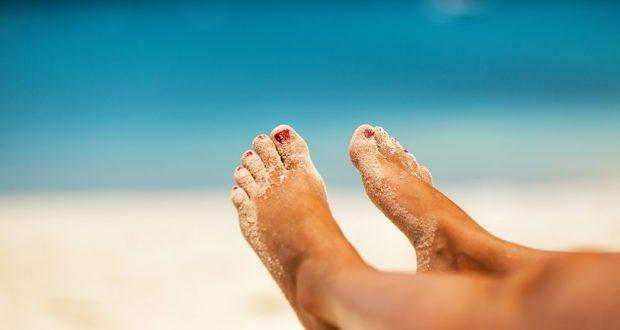 women feet