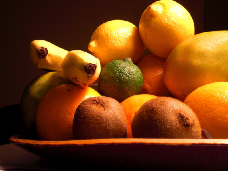 fruits--kiwi-banana-orange