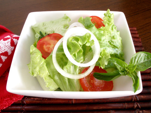 Lettuce Salad Weight Loss