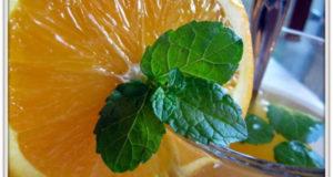 orange juice - fat burners