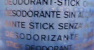deodorant stick