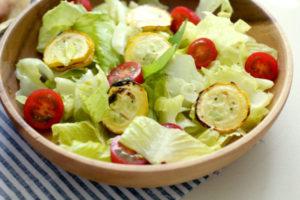 joga diet - healthy salad