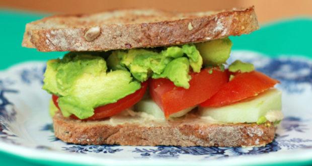 sandwitch - nutrition