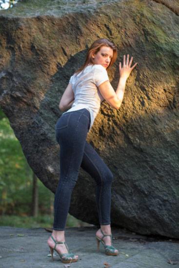 women butt