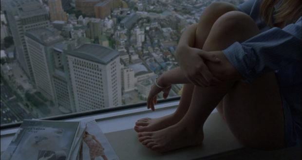 women standing on the window - waxing