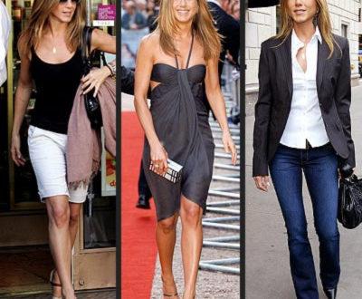 Jennifer Aniston famous