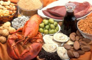 blood type diet food