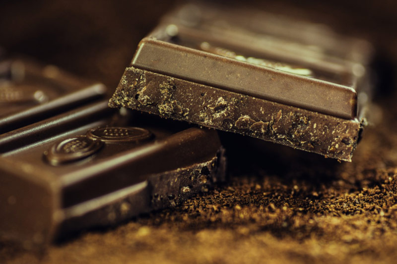 foods dark chocolate