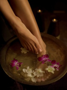 spa for foot