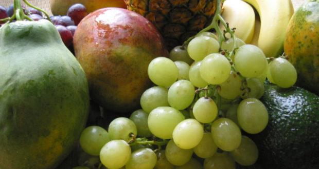 top five fruit