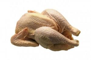 cicken whole - raw chicken