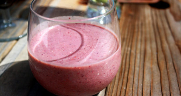 healthy heart smoothie
