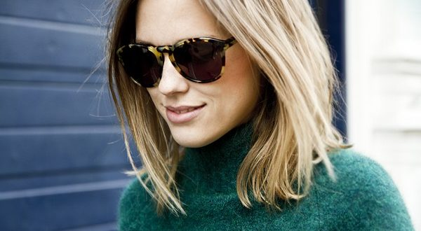 image lob hairstyle
