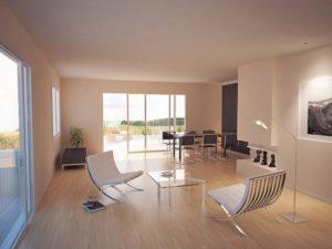 minimalism and interior