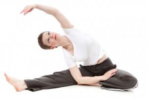 muscles women exercising