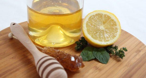 citrus fruits and tea