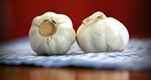 garlic foods