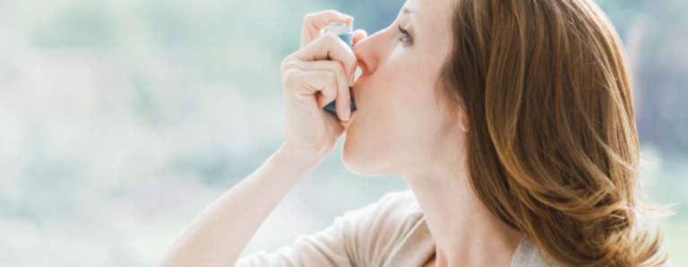asthma women