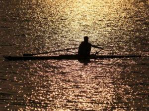 blood type rowing
