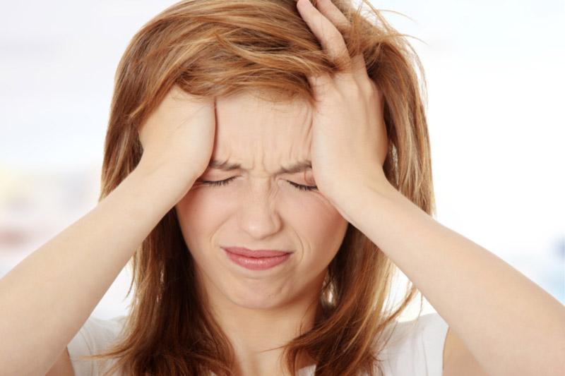 hangover headache