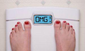 holidays weight