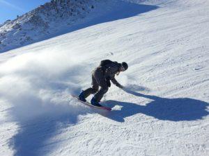 snowboard snow prof