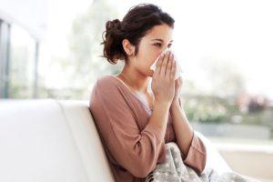 allergies women