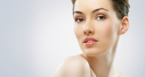 beauty women skin