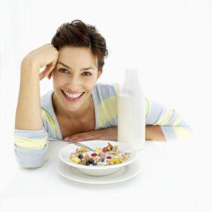 breakfast women eat