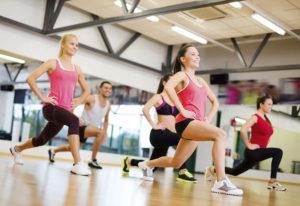 exercise women