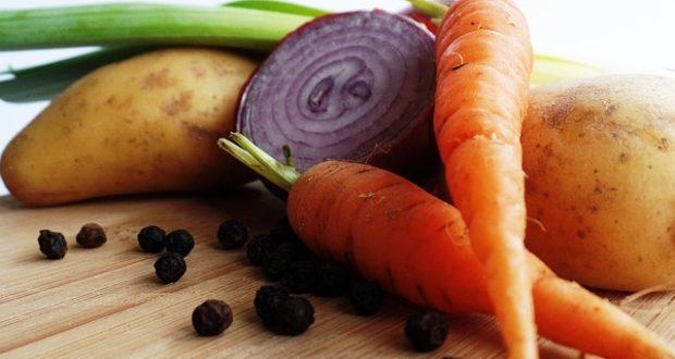 peel vegetable