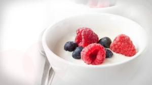 probiotics yogurt