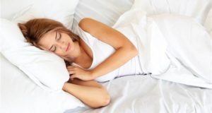 sleep women
