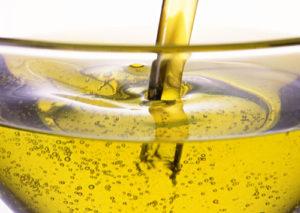 depression olive oil