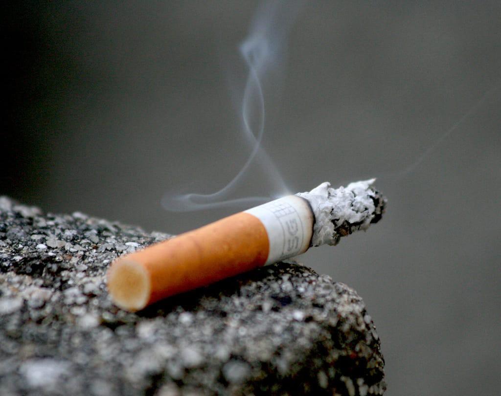 schizophrenia and smoking