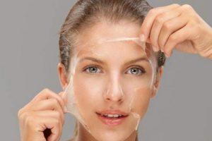 pore women egg white mask