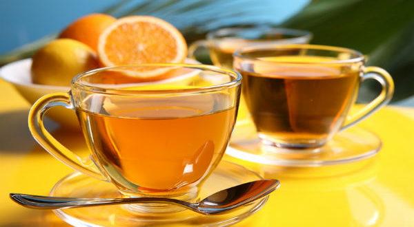 flu lemon tea