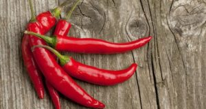 arthritis chili pepper