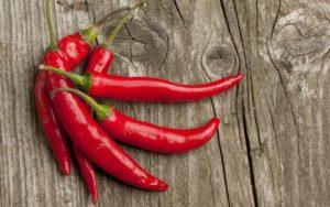 arthritis chili pepper