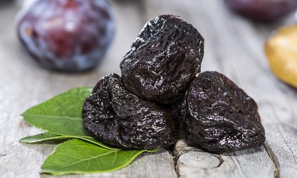 dry prunes