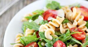 salad pasta arugula