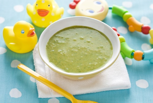 avocado food for baby