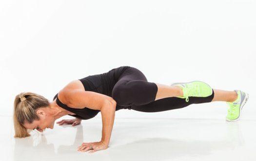 pushups women