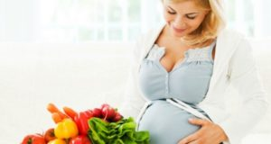 vegetarian food and pregnancy